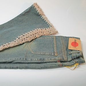Bisou Jeans Made With Love NWT